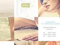 Tanning Salon Website