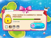 Christmas special UI theme