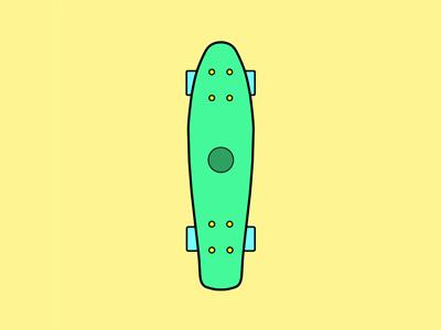 Pennyboard penny-skate skate skateboard penny-board
