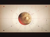 Style frame - Expedition 100: Mission to Mars