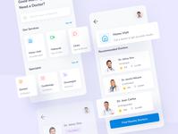 HeyDoc - Doctor Consultation App