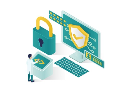 Isometric data security
