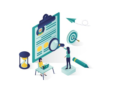 Searching For Candidate Isometric Illustrating 05
