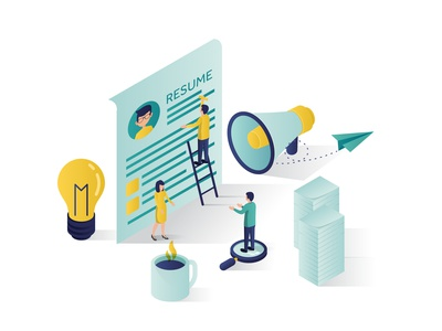 Searching For Candidate Isometric Illustrating
