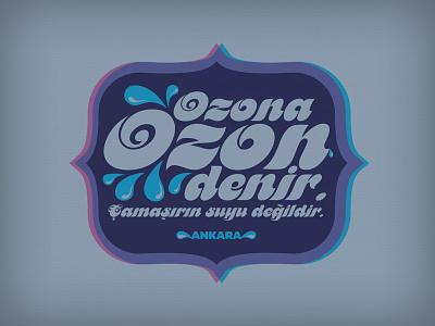 Ozon typo typography tee tshirt t-shirt shirt ankara