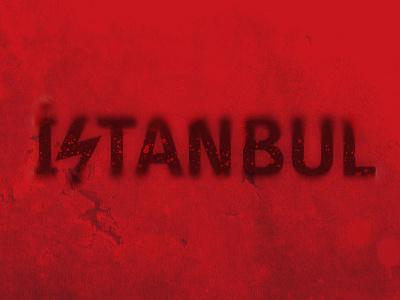 Istanbul typo typography tee tshirt t-shirt shirt direnistanbul occupy istanbul