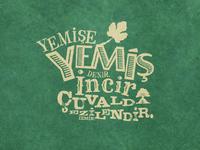 Yemis V.S. Incir