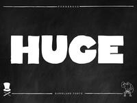 Font poster autumn 2013