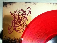 Dawn - Nær Sólen Gar Niþer... - LP, red transparent vinyl