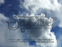 September by Dawnland