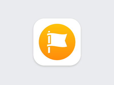 Facebook Pages Manager facebook icon pages manager logo apple gradient redesign ios icon pages facebook