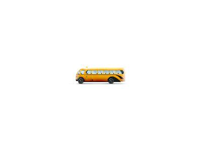 Bus bus orange icon paladin-engineering
