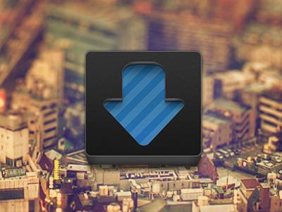 VK Photo Icon  android arrow download tilt shift app ios vkontakte