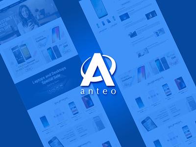 Anteo WooCommerce theme wordpress theme woocommerce theme