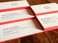 PHDL Business Cards