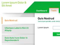 UI Navigation System