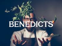 Benedicts Branding