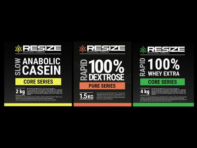 Resize Nutrition Labels