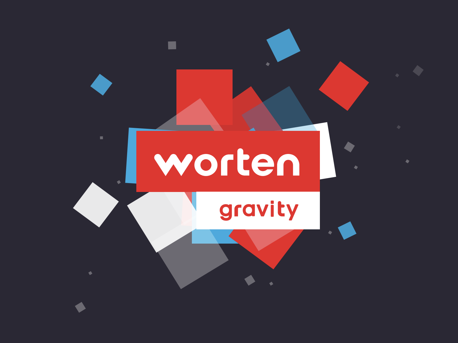 Worten Gravity | Conferences and meetings meetings events conferences logo design