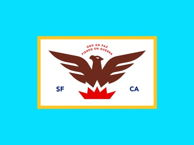 San Francisco Flag - revamped