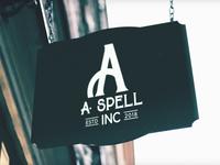 A Spell Inc, Mockup