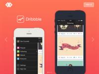 Website iOS 7 Style