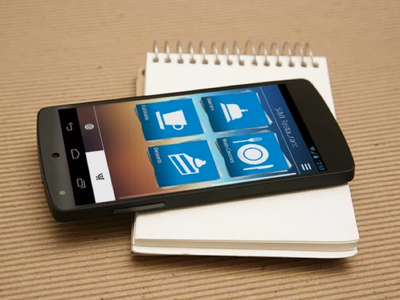 SIMI mobile tablet restaurant photos menu iphone smartphone food app