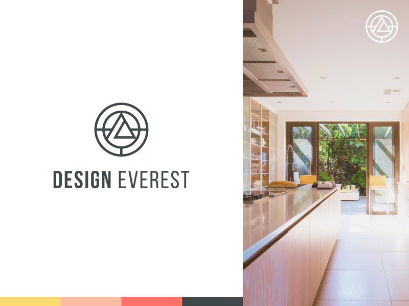 Home Engineering Logo home minimal illustration identity brand branding color palette green engineering logo real estate