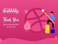 Dribbble First Shot