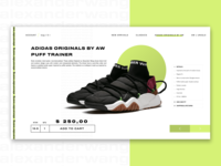 Alexander Wang - Product Page