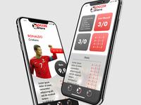 Soccer APP project
