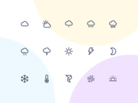 Jollycons - Weather - Icon Set