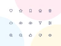 Jollycons - UI 2 - Icon Set
