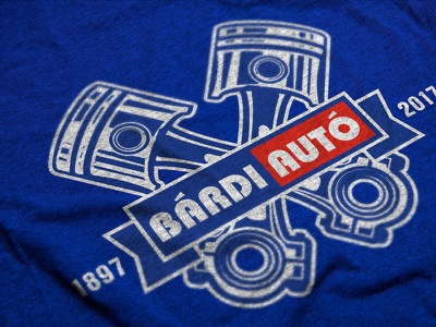 Corporate identity / Bárdi Autó automotive logo brand design vehicle branding identity branding corporate identity spare parts spare automotive auto bardi