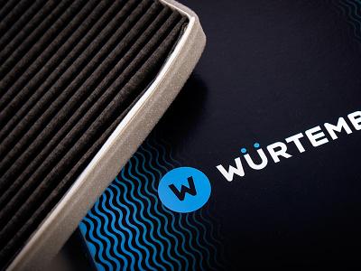 Brand identity / Würtemberg bardi auto spare parts hungarian sub brand premium garage tool würtemberg wurtemberg