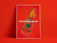 Posterrorism 2019 International Poster Competition