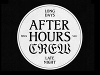 After Hours Badge Updates
