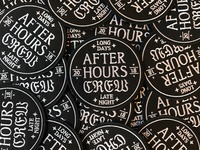 After Hours Patch