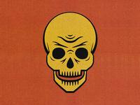 Monday Skull