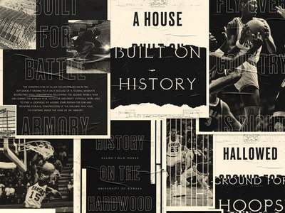 KU Hoops History college basketball poster wall posters kansas city mural poster jayhawk jayhawks history basketball kansas