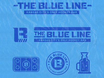 Blue Line Hockey Bar