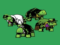 Gang Of Turtles