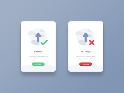 DailyUI 011 - Messages