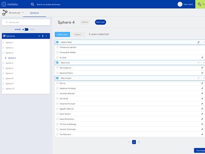 Saas App ux ui dashboard design dashboard app