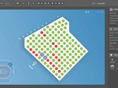 Seat App Design xd saas vector design form ui ux app