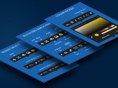 Dashboard and UI interface web icon branding xd saas design dashboard creative form dashboard design ux ui app
