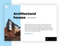 Architectural site