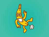 Farting Banana
