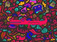 Psychedelic Jungle