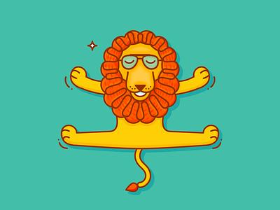 Lion split vector lion